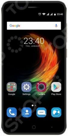 Смартфон ZTE Blade A610 Plus skinbox флип кейс zte blade x5