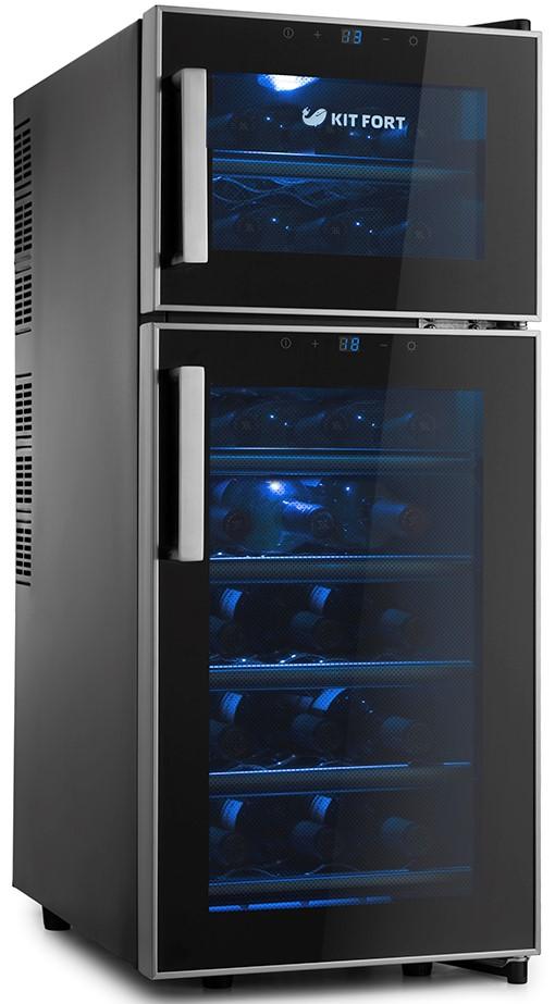 Холодильник винный KITFORT КТ-2407