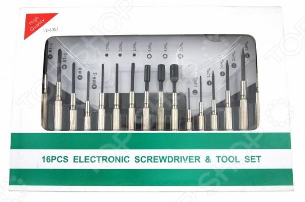 Набор отверток для точечных работ Rexant 12-6051 набор kraftool отвертки для ремонта мобильных телефонов 12 предметов