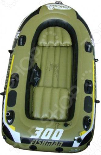 Лодка надувная Jilong Fishman 300 Set 2