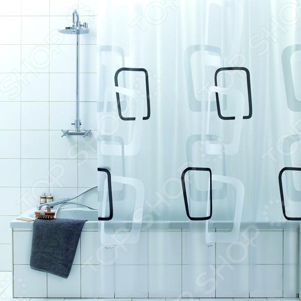 Штора для ванной Bacchetta Quadry