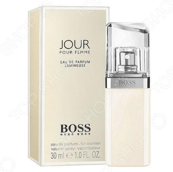 Парфюмированная вода для женщин Hugo Boss Jour Lumineuse, 30 мл парфюмерная вода hugo boss jour pour femme объем 30 мл