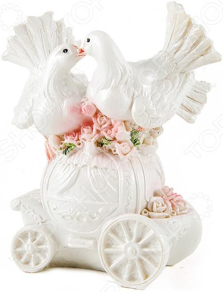 Фигурка декоративная «Свадебные голуби» 127842