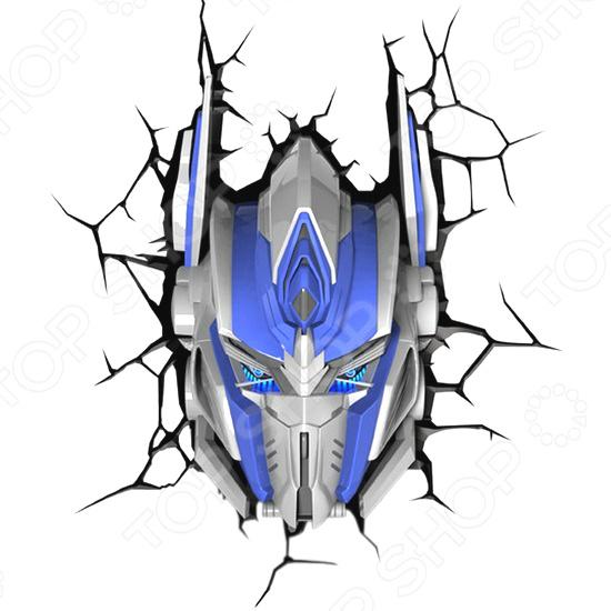 Пробивной светильник 3DlightFX Transformers Optimus Prime