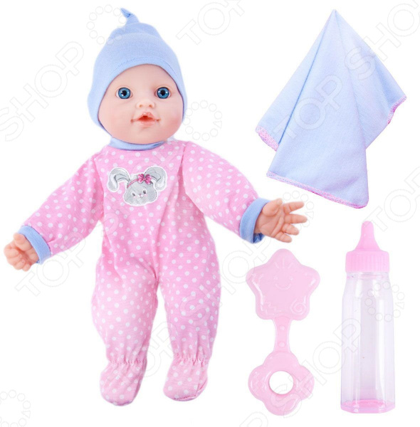Кукла интерактивная Mary Poppins «Бекки-зайка. Моя первая кукла» зайка моя простыня звездопад 100 160 зайка моя салатовый