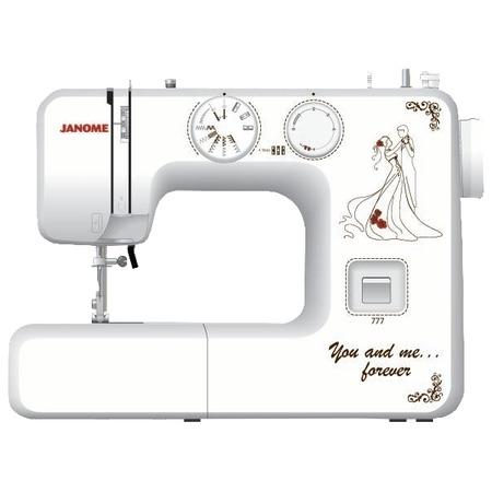 Купить Швейная машина Janome 777