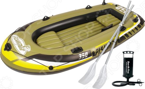 Лодка надувная Jilong Fishman 350 Set