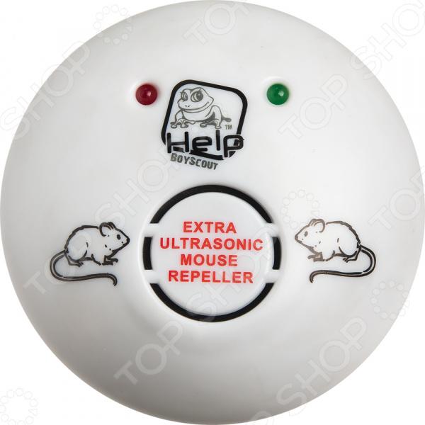Отпугиватель мышей и крыс ультразвуковой Help 80403