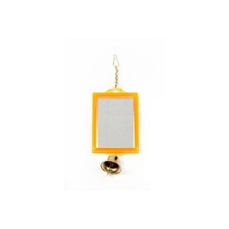 Зеркало с колокольчиком для птиц Beeztees 010205
