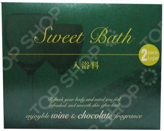 Соль для ванны Fuso Kagaku Sweet Bath