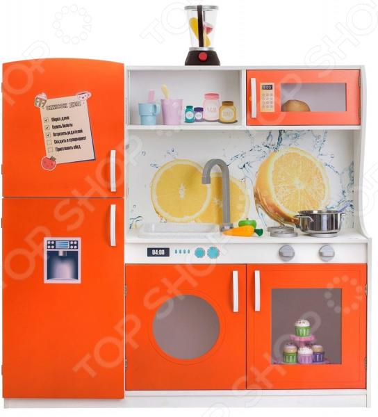 Кухня игрушечная PAREMO «Фиори Аранцио»