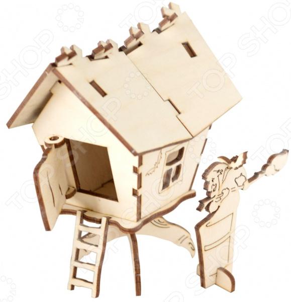 Конструктор деревянный Model.Toys «Избушка»