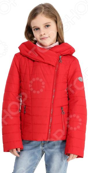 Куртка детская Finn Flare KB17-71051J. Цвет: алый
