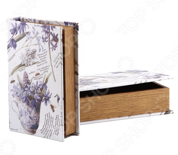 Комплект шкатулок-книг Lefard 184-178