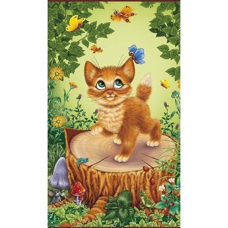 Купить Обогреватель настенный Домашний очаг «Котенок»