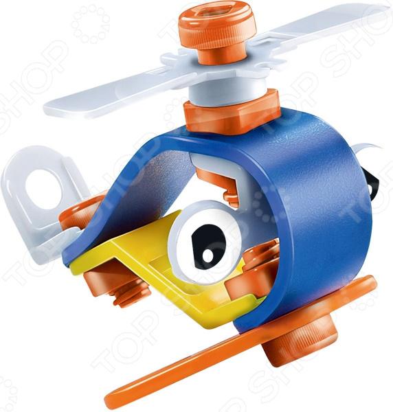 Конструктор гибкий Fun Red «Вертолет». Количество элементов: 14 конструктор fun red вертолет 14 деталей разноцветный