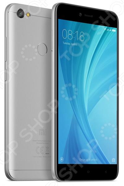 Смартфон Xiaomi Redmi Note 5A Prime 3 32Gb обеспечит стабильную связь и удобный доступ в интернет. Никакого торможения и зависания при просмотре видео, быстрый отклик в онлайн-играх, комфортное общение, прослушивание музыки, чтение и реализация других необходимых задач.  Эта модель обладает множеством преимуществ: прочность материалов, эргономичный дизайн, высокое качество изготовления, оптимальный баланс производительности и времени работы от аккумулятора. Это устройство станет отличным решением для современных людей. Оцените преимущества модели  Прочный пластиковый корпус с металлическим напылением и закругленными краями. Он отличается эргономичным дизайном, удобно лежит в руке и легко помещается в кармане.  Оптимальная цветопередача и контрастность изображения с IPS матрицей. Даже в солнечную погоду вам гарантированы комфортный просмотр видео и взаимодействие с приложениями.  Делайте снимки в любой момент и совершайте видео-вызовы, используя основную фото- и видеокамеру 16 Мп и фронтальную камеру для селфи 13 Мп . Основная камера снабжена автоматически настраиваемым фокусом и светодиодной вспышкой.  Внутренняя память 32 Гб; если объем собранной информации превышает объем встроенной памяти, воспользуйтесь дополнительной картой microSD объемом до 128 ГБ для нее предусмотрен слот .  Поддержка работы 2 SIM-карт, чтобы вы могли комфортно общаться с пользователями разных мобильных операторов.  Комфортное взаимодействие с приложениями благодаря высокопроизводительному 8-ядерному процессору Qualcomm Snapdragon 435 MSM8940.  Аккумулятор емкостью в 3080 мАч обеспечивает длительную работу гаджета в автономном режиме.  Поддержка сетей LTE 4G для быстрой загрузки данных и воспроизведения потоковой музыки видео.