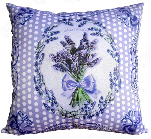 Подушка декоративная Gift'n'Home «Лаванда 1»