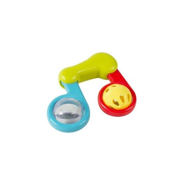 фото Игрушка-погремушка Huile Toys «Нотка». В ассортименте