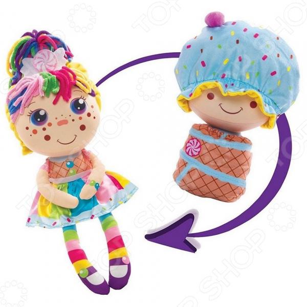 Плюшевая игрушка 1 Toy «Девчушка-вывернушка: Настюшка»