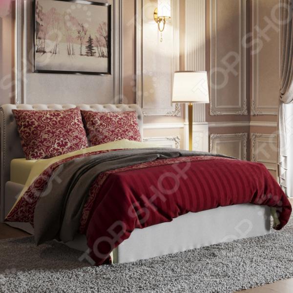 Комплект постельного белья Стильный дом «Либерти» комплект постельного белья двуспальный tango twill 57 50
