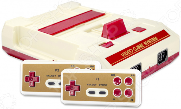 Приставка игровая Retro Genesis 8 Bit HD Wireless