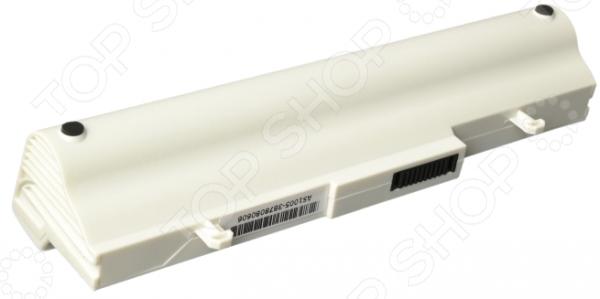 Аккумулятор для ноутбука Pitatel BT-169W pitatel bt 169w аккумулятор для ноутбуков asus eee pc 1001 1005 1101ha