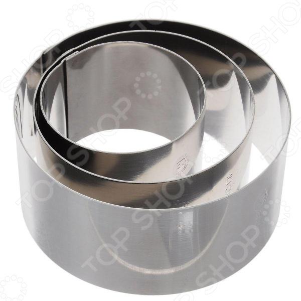 Кольца кулинарные Metaltex 20.45.36. все цены