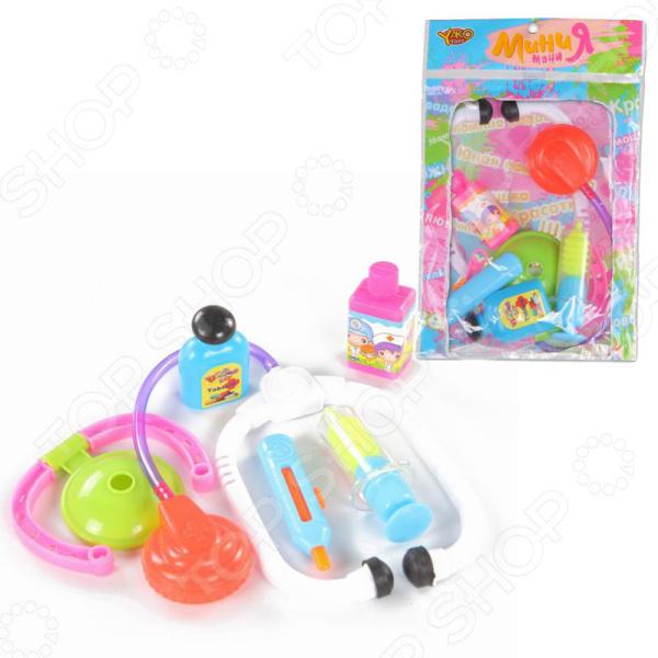 Набор доктора игрушечный Yako 1724680