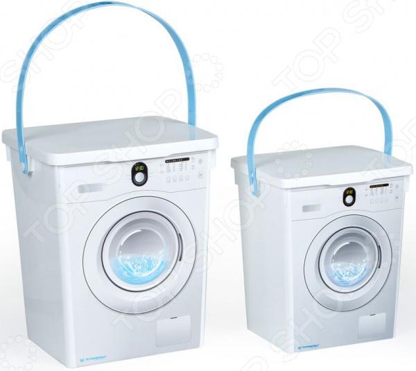 Набор контейнеров для стирального порошка Полимербыт SGHPBKP35