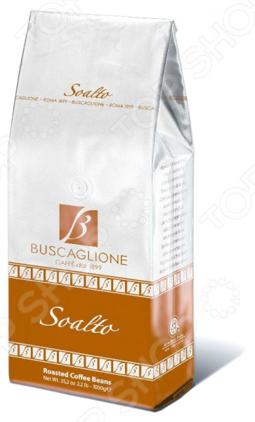 Кофе в зернах Buscaglione Soalto