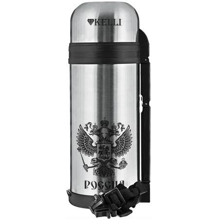 Купить Термос Kelli KL-0927 «Герб России»