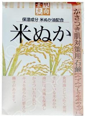 Мыло косметическое Clover «Сухадасико» с рисовыми экстрактами мыло косметическое aphrodite натуральное оливковое мыло набор с пемзой 260 гр