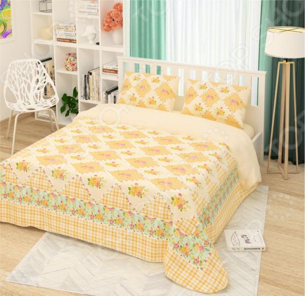 Комплект постельного белья Сирень «Ванильный прованс»