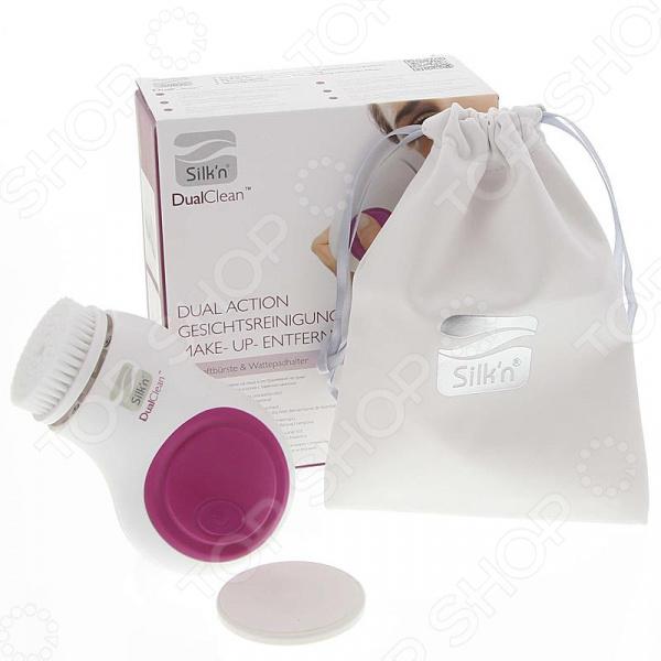 Прибор для чистки и массажа лица Silk'n Dual Clean