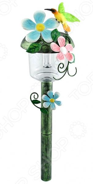 Светильник садовый на солнечной батарее Старт «Лето. Колибри»