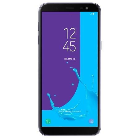 Купить Смартфон Samsung Galaxy J6 (2018) 32Gb