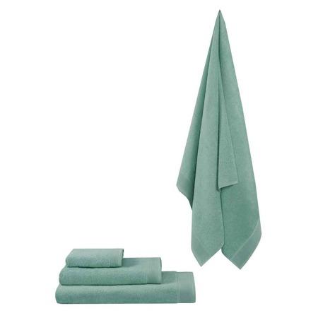 Купить Полотенце махровое Guten Morgen. Цвет: ментоловый