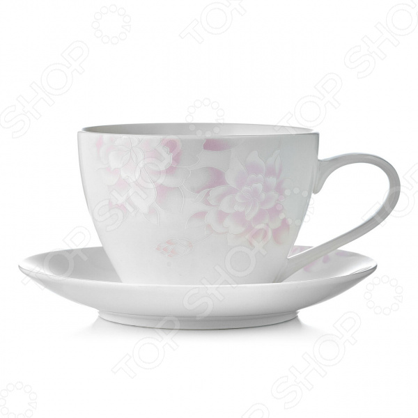 Чайная пара Esprado Peonies