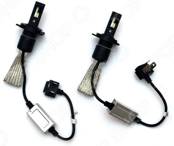 Комплект автоламп светодиодных ClearLight Flex H4 3000 lm