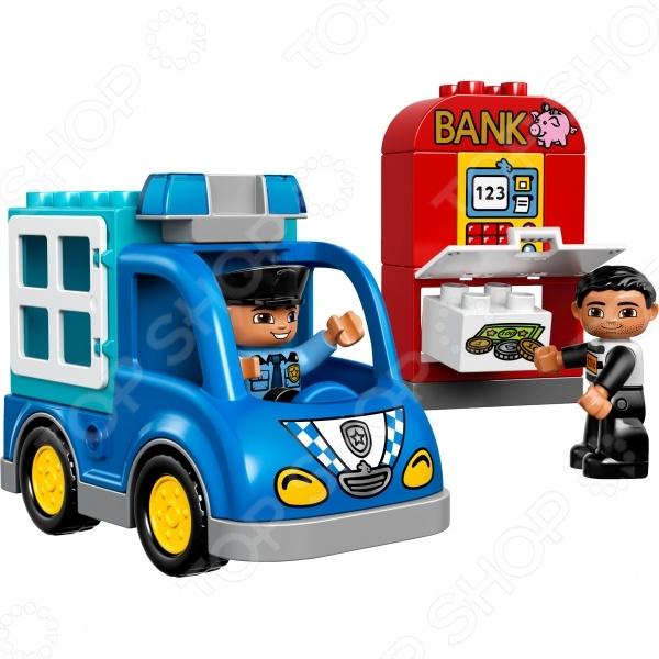 Конструктор игровой LEGO 10809 «Полицейский патруль» lego duplo полицейский патруль 10809