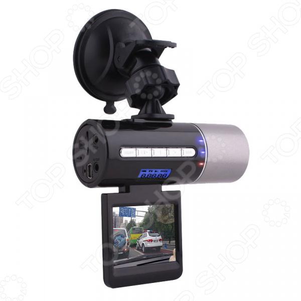 Видеорегистратор Intego VX-306DUAL HD/VGA intego vx 235hd