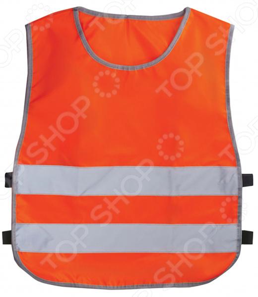 Жилет светоотражающий детский Airline ARW-CV жилет airline 5254 arw av 04 orange от s до xl