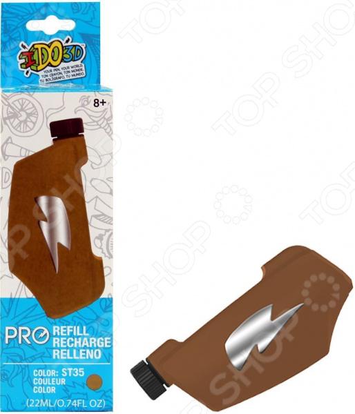 Сменный картридж для 3D ручки Redwood «Вертикаль PRO» наборы для творчества redwood 3d картридж для 3d ручки вертикаль