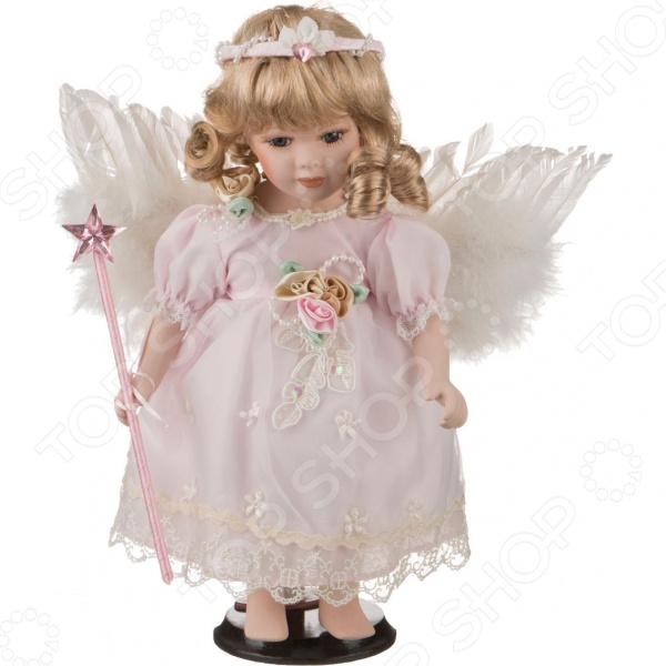 Кукла фарфоровая Lefard «Ангелочек Лиза» 485-024