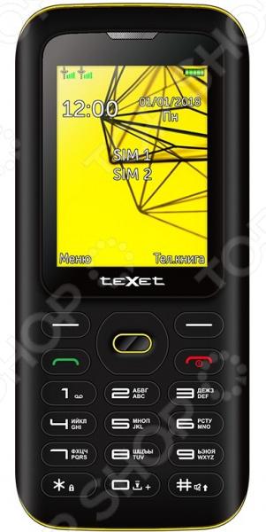 Мобильный телефон защищенный Texet TM-517R телефон dect gigaset l410 устройство громкой связи