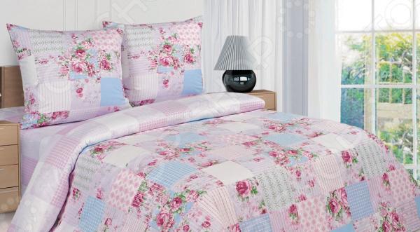 Комплект постельного белья Ecotex «Каролина». Евро