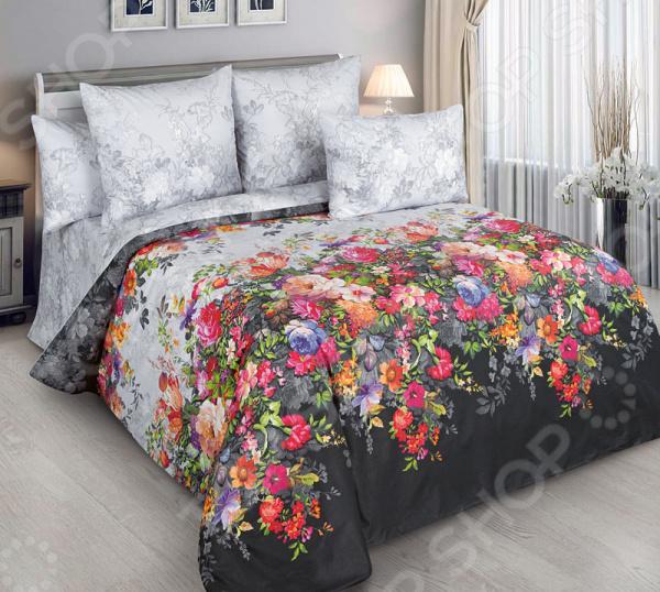 Комплект постельного белья Королевское Искушение «Марго» комплекты белья linse комплект белья