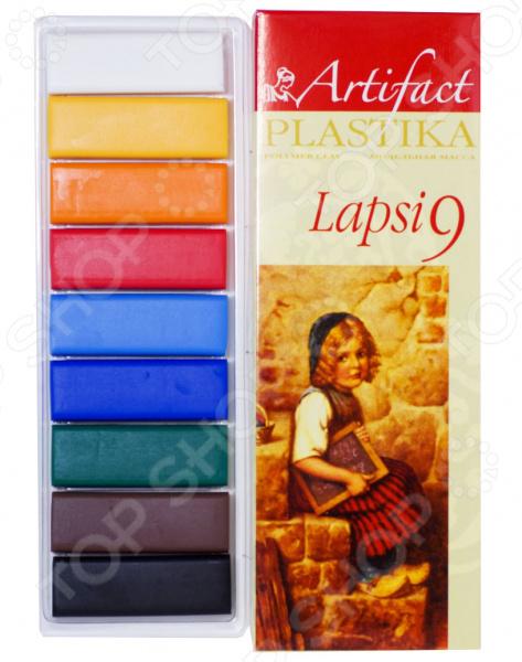 Набор полимерной глины Artifact Lapsi 9
