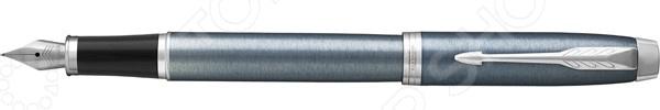 Ручка перьевая Parker IM Core Light Blue Grey CT ручка перьевая parker im core light blue grey ct